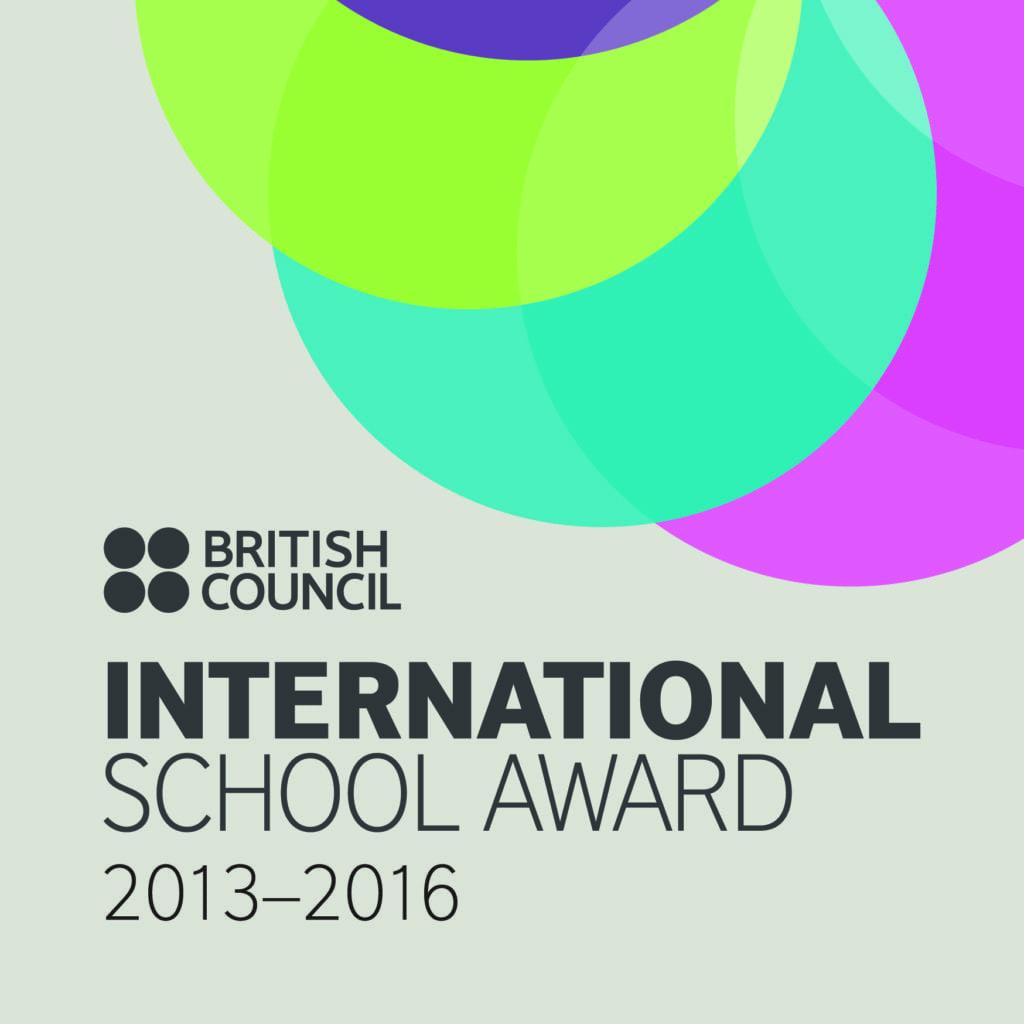 International School Award 2013 2016