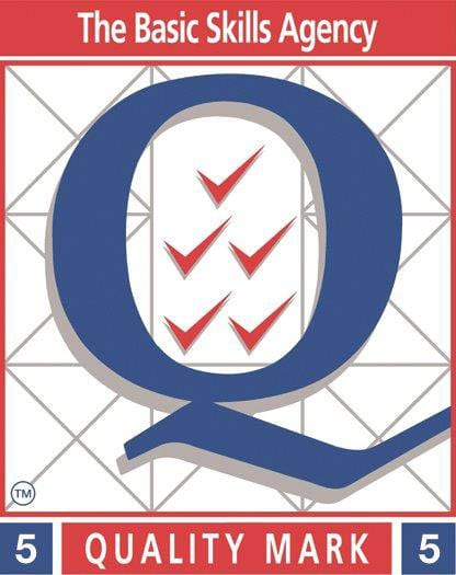 The Basic Skills Agency Quality Mark 5